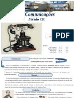Comunicações no século XIX
