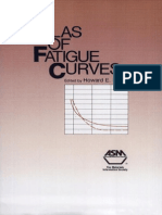 Atlas of Fatigue Curves