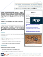 Circulating Hot Water Systems Residential Building Code Officials