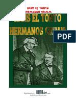 Grimm Jacob Y Wilhelm - Hans El Tonto Ilustrado