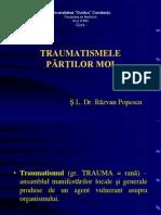 09 - Traumatismele Partilor Moi