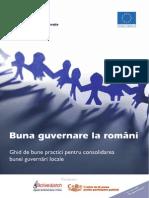 Buna Guvernare La Romani-ghid de Bune Practici