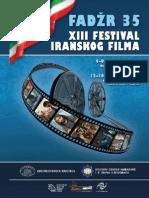 Xiii Festival Iranskog Filma