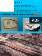 Formation of Sedimentary Rock PowerPoint
