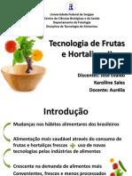 Seminário_Tecnologia de Frutas e Hortaliças II