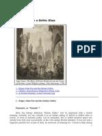 Italy, through a Gothic Glass