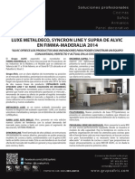 Novedades Grupo Alvic Fimma Maderalia