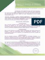 Reglamento Fiscalización de Empresas Forestales (INAB)  RESOLUCIÓN No. JD.05.32.2013