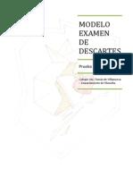 Modelo Examen de Descartes