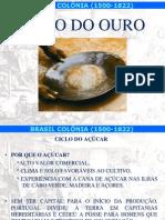 2. CICLO DO AÇÚCAR