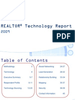 2009 NAR Technology Report
