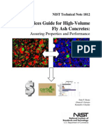 NIST.tn.1812 Best Pratices Guide for High Volume Fly Ash Concretes