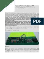 Alat Bantu Belajar Cepat Mikrokontroller AVR Atmega 8535
