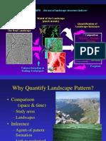BIO 691-Quantify Pattern Part 1 Spring 2011