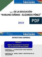 0 Ley de la Educación AS-EP No. 070-MinEducación V1