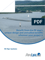 Pe Pipe Brochure October 2012