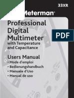 33XR Manual