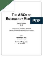 The ABC's of Emergency Medicine