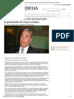 13-02-2014 'Destinará Reynosa mas recursos para la generación de mayor empleo'
