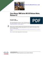 Cisco 7000 NX-OS 4.2