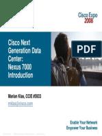Presentacion Intro Nexus 7000