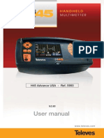 Televes - H45 User Manual