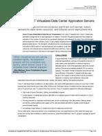 Como Cisco Virtualiza App DC Con VMWare