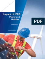 Impact of Ifrs Power and Utilities