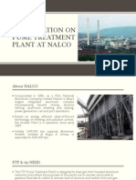 Nalco Fume Treatment Plant.pptx
