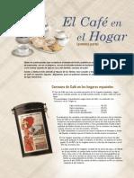 El Café en el Hogar