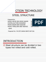Steel Strucuture