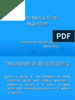 KMP Algorithm