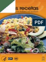 Ricas Recetas 508 DIABETES