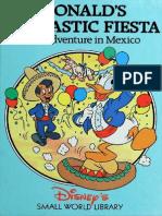 Donald's Fantastic Fiesta -  An Adventure in Mexico