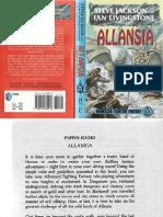 Allansia - Aventuras Fantásticas Avançadas