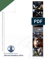 Attività didattica 2014 (screen)
