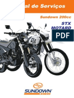 QingQi200GY STX200 Manual Portuguese
