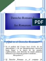 1 Periodizacion Politico Juridica de Roma