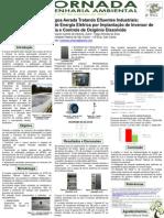 Publicacão V Jornada Científica_Engenharia Ambiental_ UFSCar Eficiência de Lagoa Aerada Tratando Efluentes Industriais
