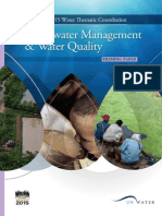 Framing Paper Consultation Wastewater Mgmt_water Quality
