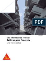 Brochure Aditivos Para Concreto