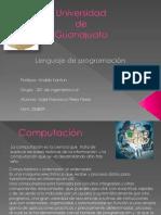 programacion examen