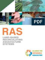 Land-Based Recirculating Aquaculture Systems