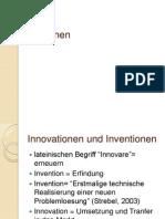 Innovation En Limba germana