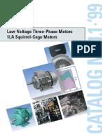 Catálogo Motores BT