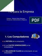 1.1.- Introducción a las TIC