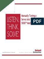 Sintonia Manual Kinetix6000