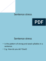 Unstressed Words