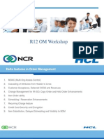 ERP R12 Workshop OM