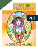 Lauren Jay Or Lolly Rag Dolly by Christine Hilliard